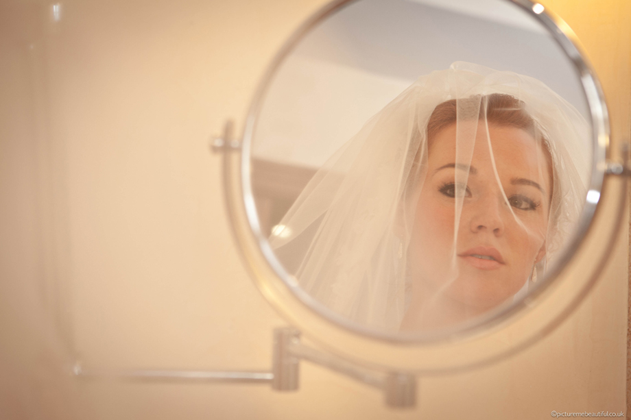 bridal reflections by picture me beautiful photography UK