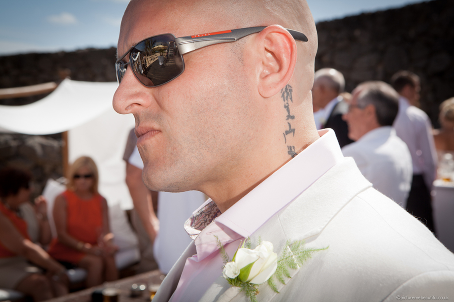 wedding tattoo by picture me beautiful photography UK