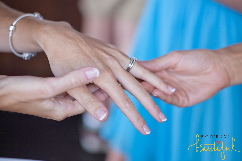 the wedding ring is on by Picture-Me-Beautiful-Wedding Photography-and-Film UK