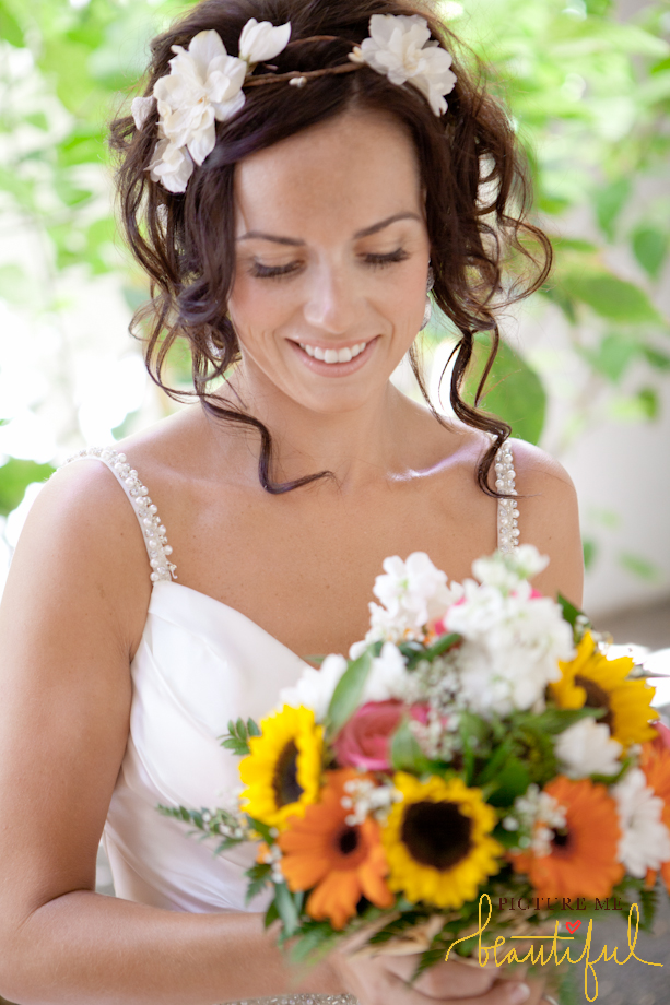 the bride by Picture-Me-Beautiful-Wedding Photography-and-Film UK