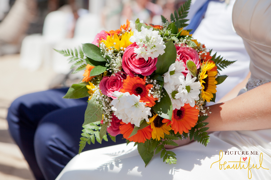 wedding bouquet by Picture-Me-Beautiful-Photography-and-Film UK