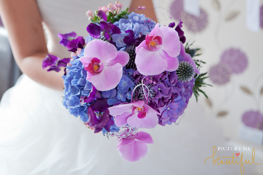 bridal bouquet by Picture Me Beautiful Wedding Photography and Film