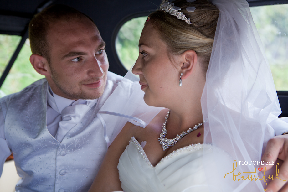 the look of love Picture Me Beautiful Wedding Photography and Film