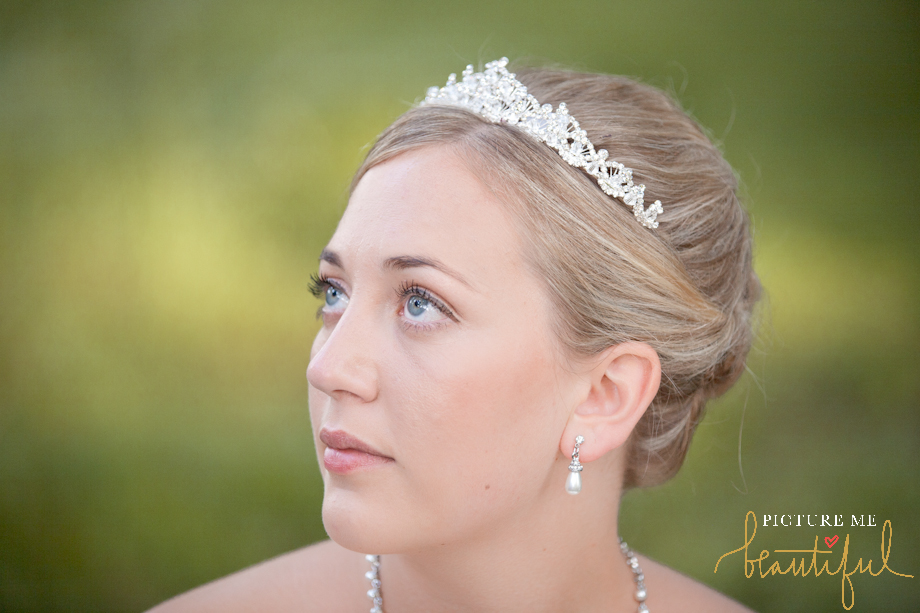 bridal beauty by Picture Me Beautiful Wedding Photography and Film