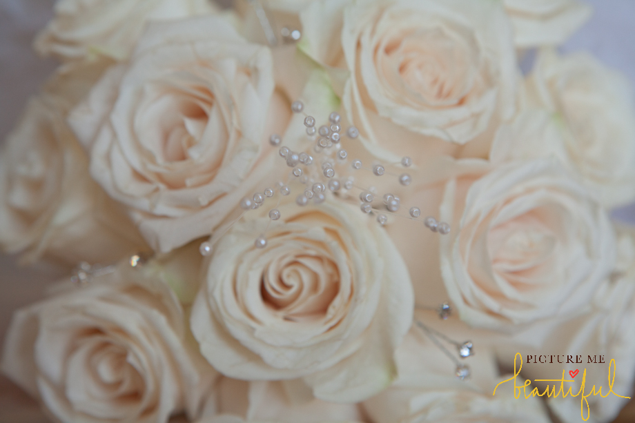 bridal bouquet by Picture Me Beautiful Photography UK